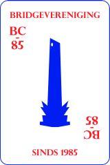 B.C. '85 logo